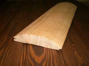 Особенности  древесины лиственницы и ее использование в строительстве
