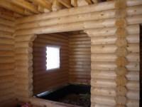Теплопроводность дома из бревен