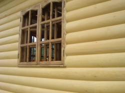 Блок-хаус из сосны
