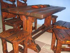 Состаренная мебель: любовь с первого взгляда